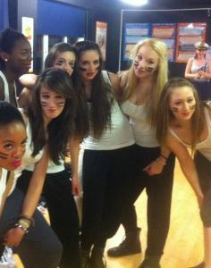 dance show 2012 things